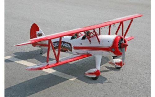 Seagull Stearman Red Baron Pizza Squadron 20cc 1.8m (71in) (SEA-277)